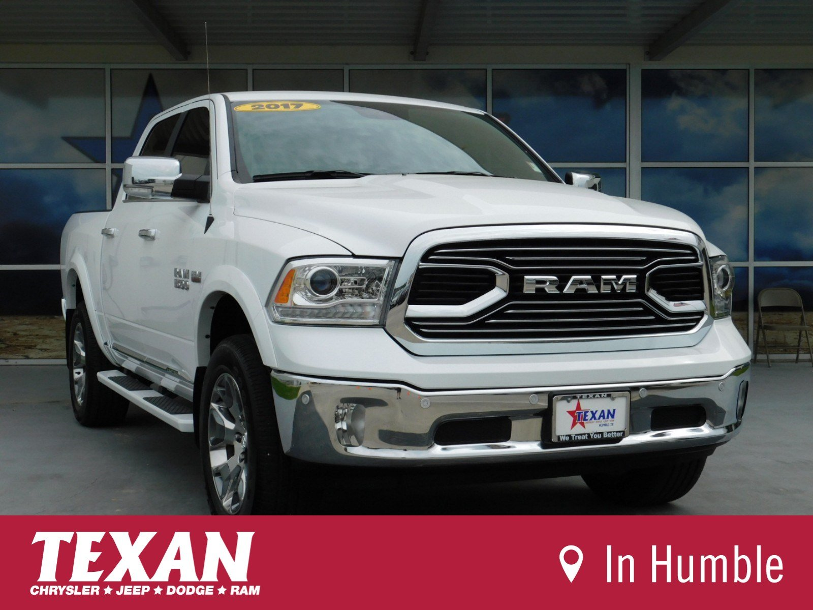 Pre Owned 2017 Ram 1500 Limited