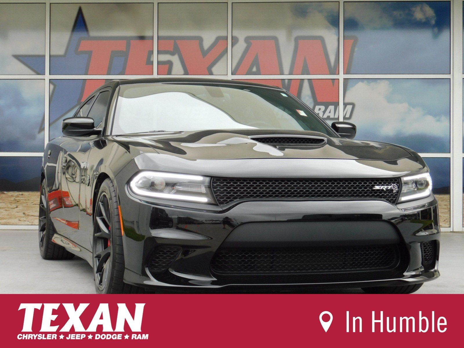 Pre Owned 2016 Dodge Charger Srt Hellcat