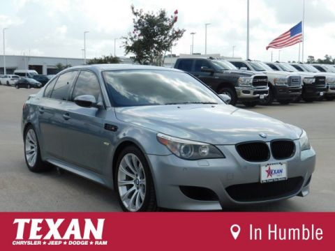 Pre-Owned 2006 BMW 5 Series M5